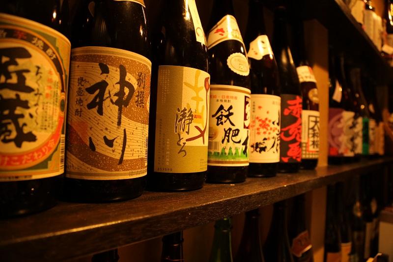 日本酒・焼酎 酉丸